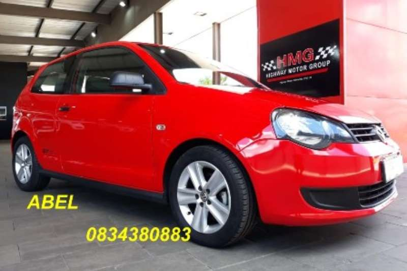 VW Polo 1.6 GT 3DR 2013