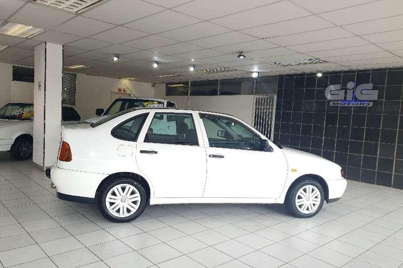 2000 VW Polo Polo 1.6 Trendline