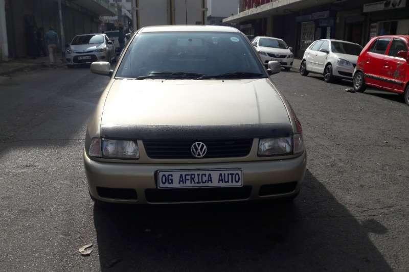 VW Polo 1.6 Trendline 2001