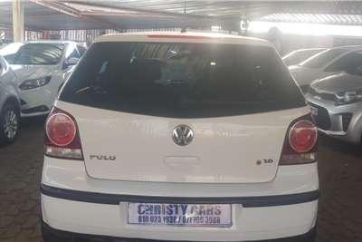 VW Polo 1.6 Trendline 2007