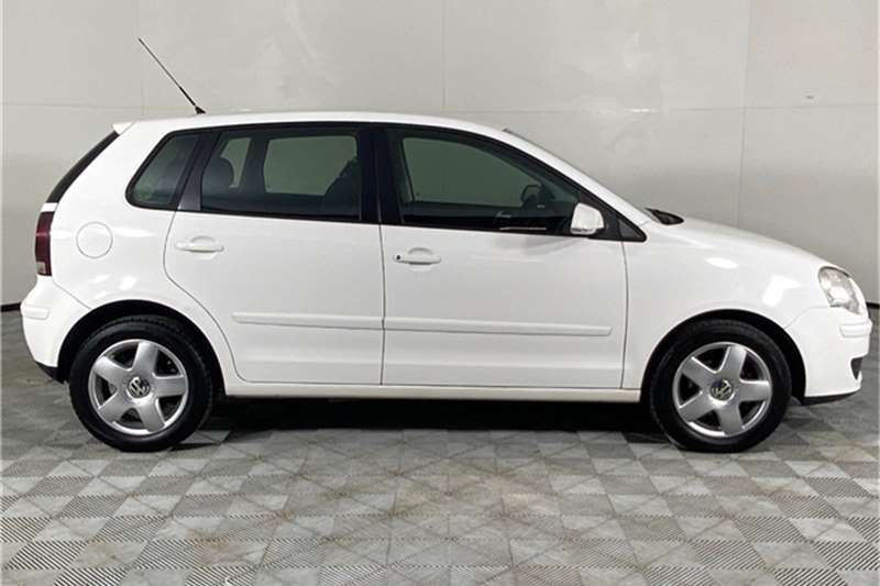 2008 VW Polo Polo 1.6 Trendline