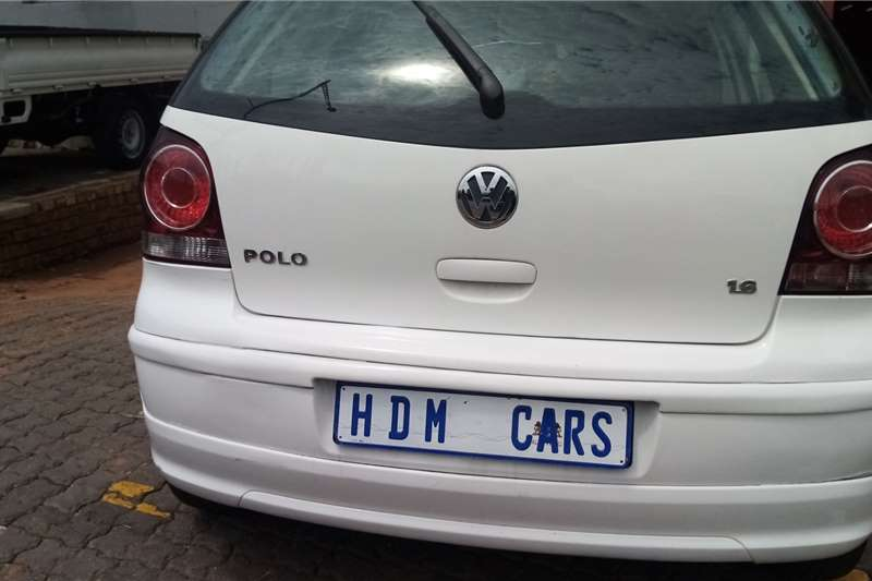 VW Polo 1.6 Trendline 2009