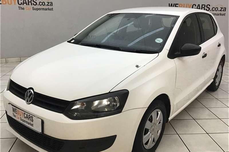 VW Polo 1.6 Trendline 2010