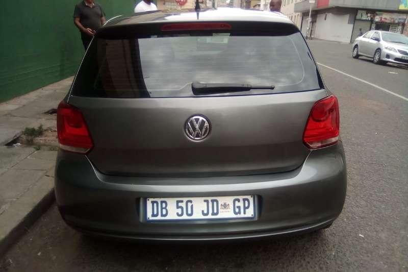 Used 2012 VW Polo 1.6 Trendline
