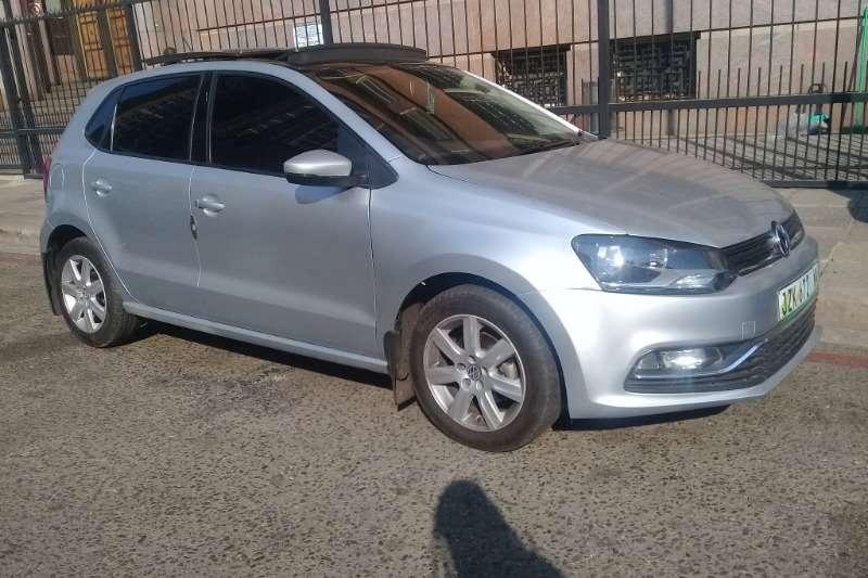 VW Polo 1.6 Trendline 2012