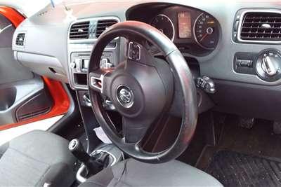 2012 VW Polo Polo 1.6 Trendline