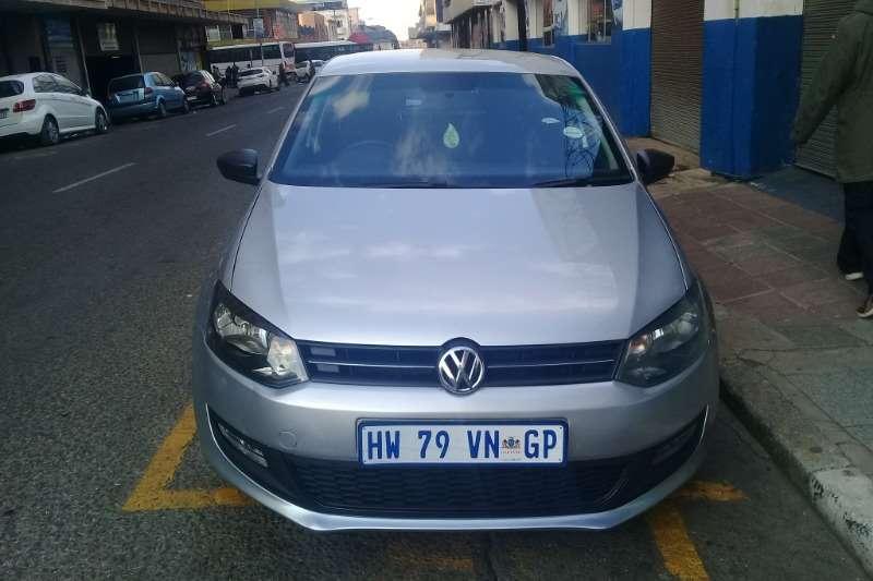 VW Polo 1.6 Trendline 2014