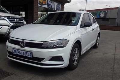 Used 2019 VW Polo 1.6 Trendline