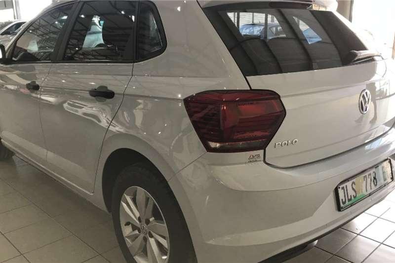 VW Polo 1.6 Trendline 2019