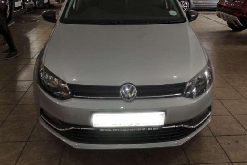 VW Polo 1.6 TSI 2013