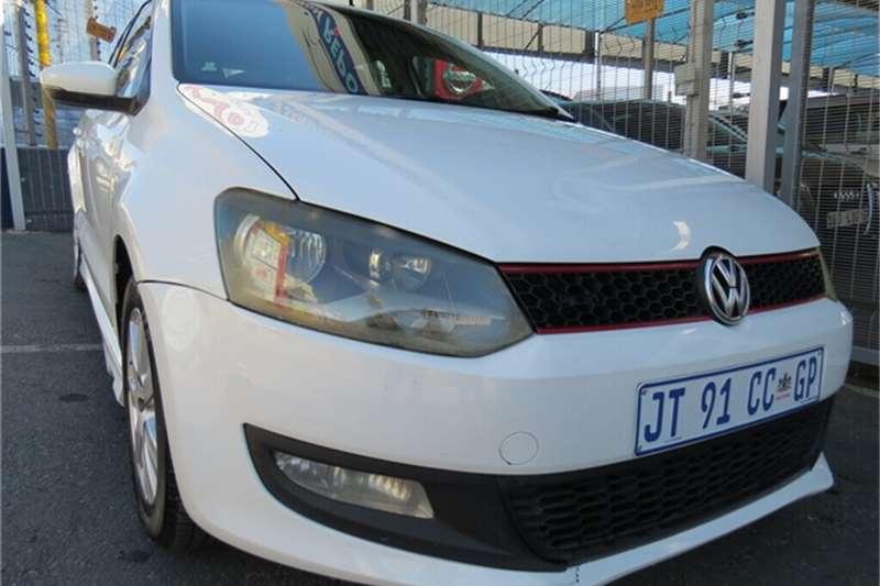 Used 2010 VW Polo 1.6TDI Comfortline