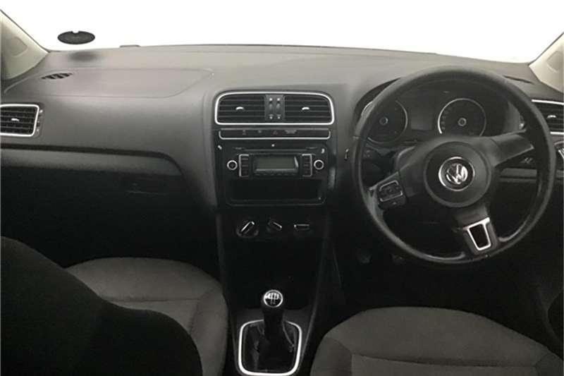 VW Polo 1.6TDI Comfortline 2011