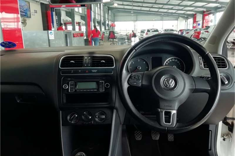 2011 VW Polo Polo 1.6TDI Comfortline