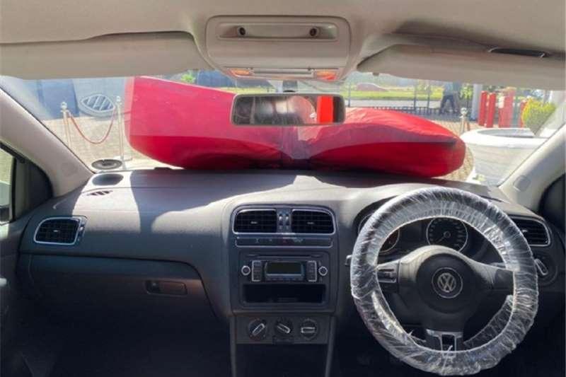 2012 VW Polo Polo 1.6TDI Comfortline