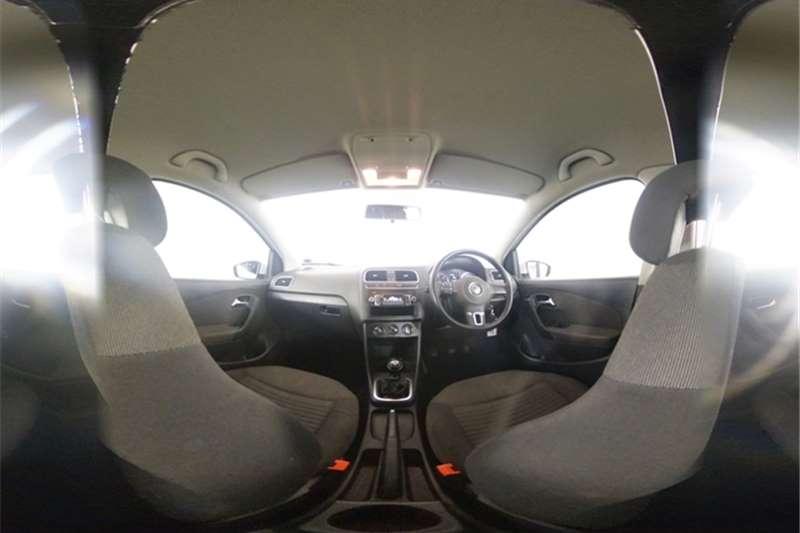 2013 VW Polo Polo 1.6TDI Comfortline