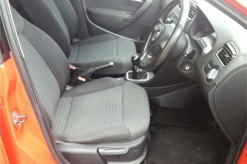 VW Polo 1.6TDI Comfortline 2014
