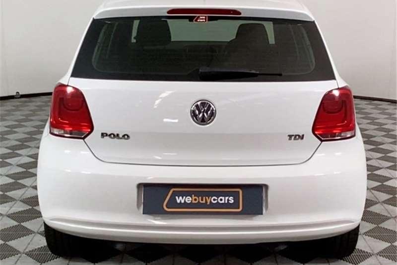 2014 VW Polo Polo 1.6TDI Comfortline