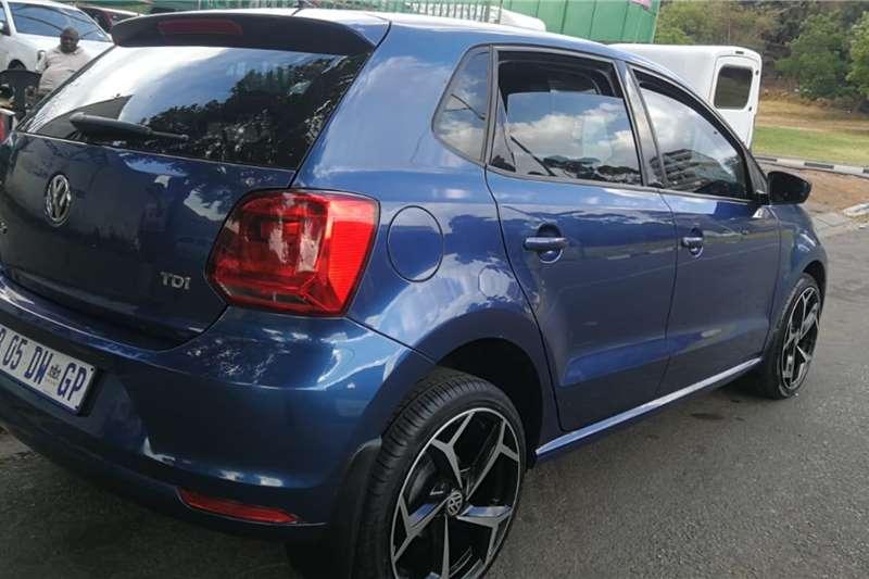 Used 2016 VW Polo 1.6TDI Comfortline