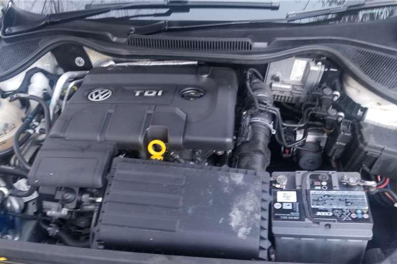 VW Polo 1.6TDI Comfortline 2016