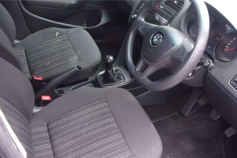VW Polo 1.6TDI Comfortline 2017