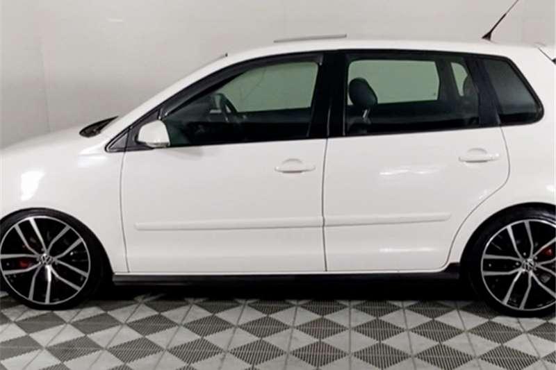 2008 VW Polo Polo 1.8 GTI