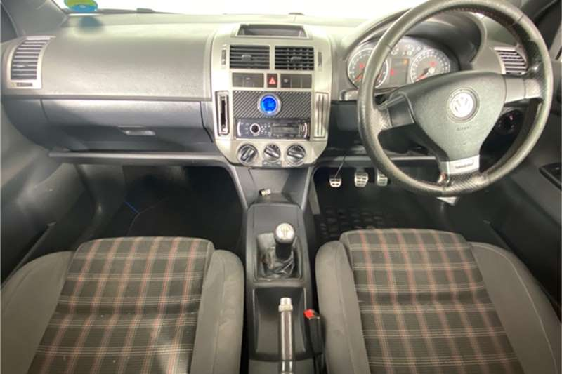 2009 VW Polo Polo 1.8 GTI