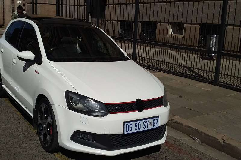 Used 2014 VW Polo 1.8 GTI