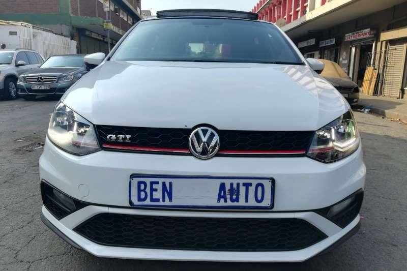 VW Polo 1.8 GTI 2015