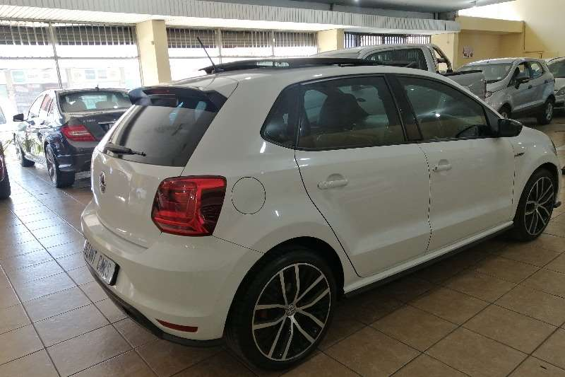 Used 2015 VW Polo 1.8 GTI