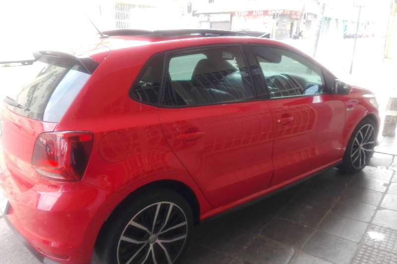 VW Polo 1.8 GTI 2016