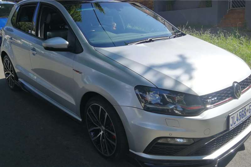 Used 2017 VW Polo 1.8 GTI