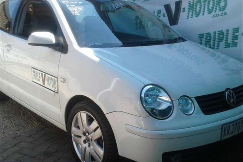 VW Polo 1.9 TDi 2004