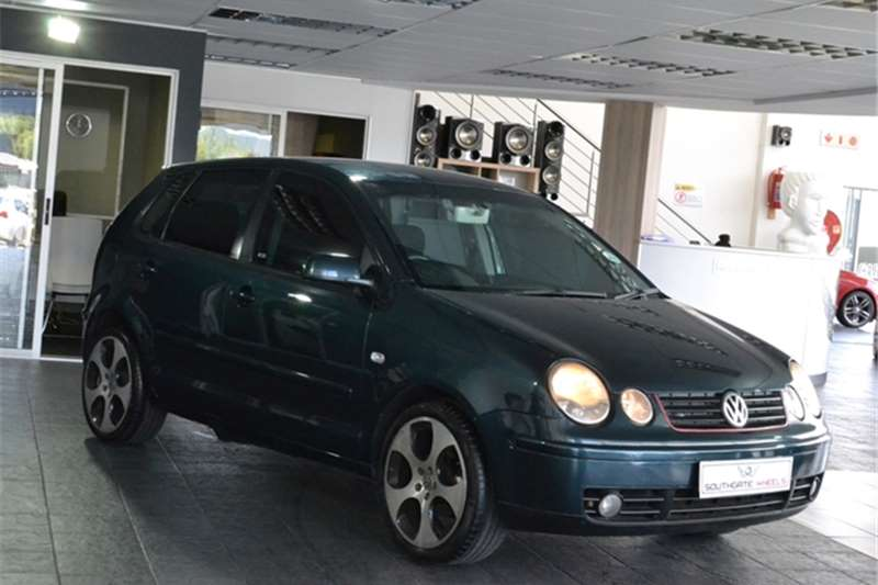 VW Polo 1.9 TDi 2005