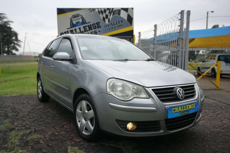 VW Polo 1.9TDI 74kW Highline 2007