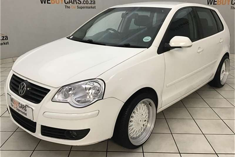 VW Polo 1.9TDI 74kW Highline 2008