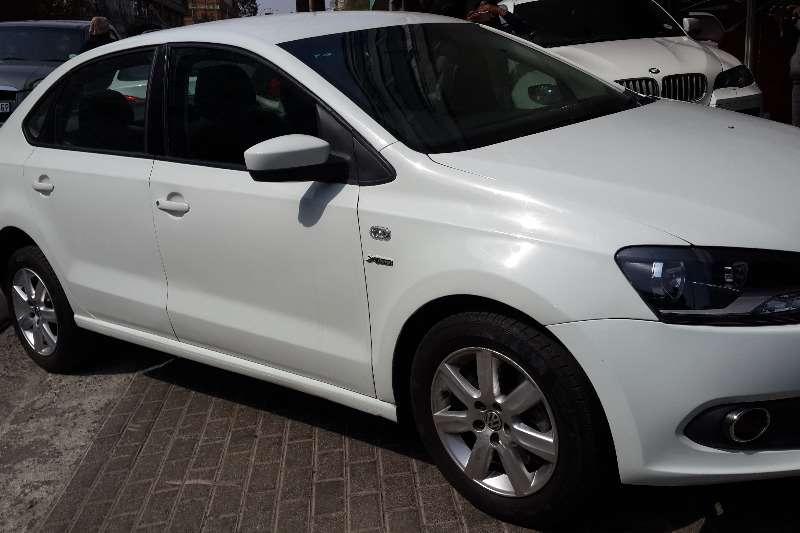 Used 2014 VW Polo 1.9TDI 74kW Highline