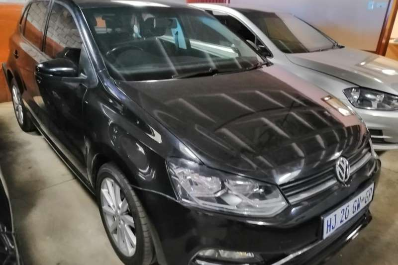 VW Polo 1.9TDI 74kW Highline 2016