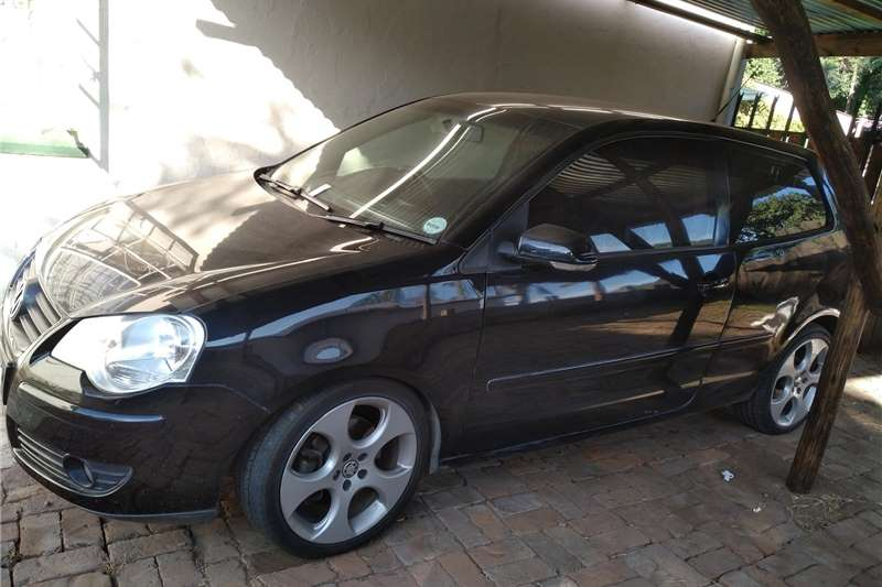 VW Polo 1.9TDI 96kW Highline 2006