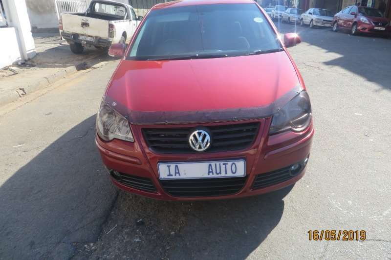 VW Polo 1.9TDI 96kW Highline 2007