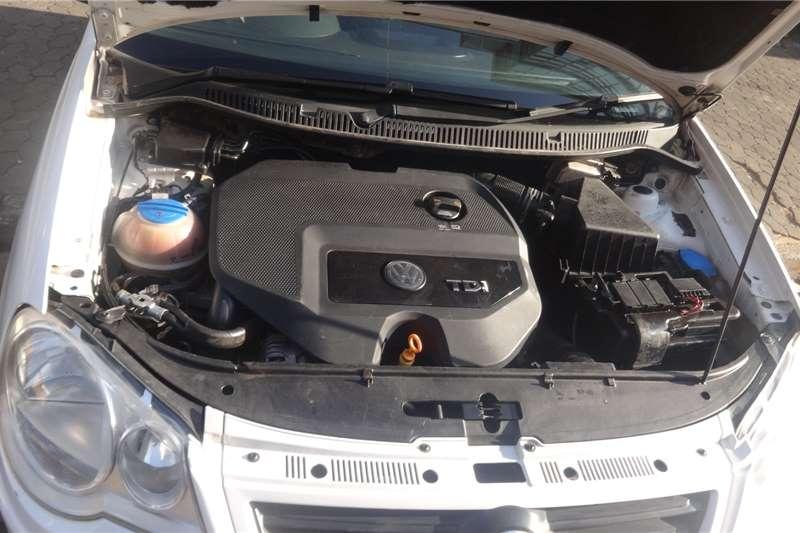 VW Polo 1.9TDI 96kW Highline 2008