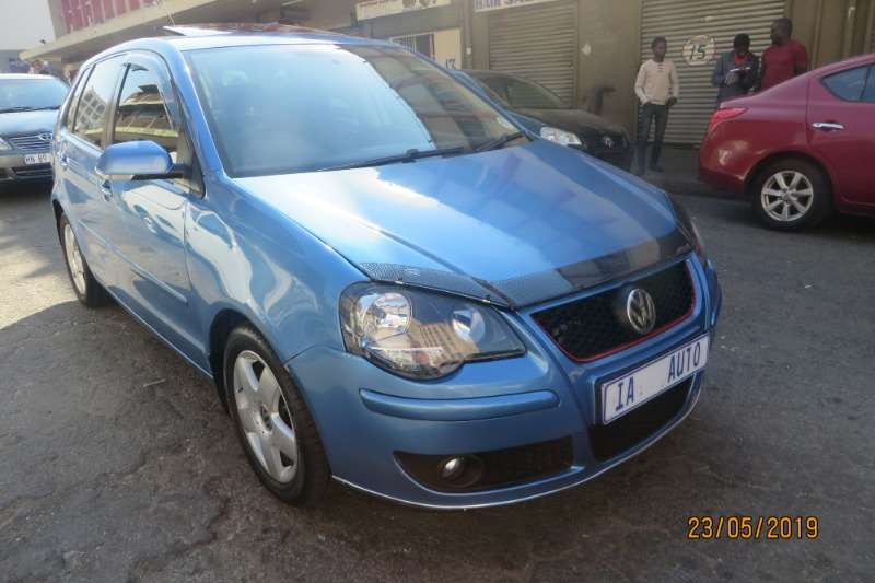 VW Polo 2.0 Highline 2007