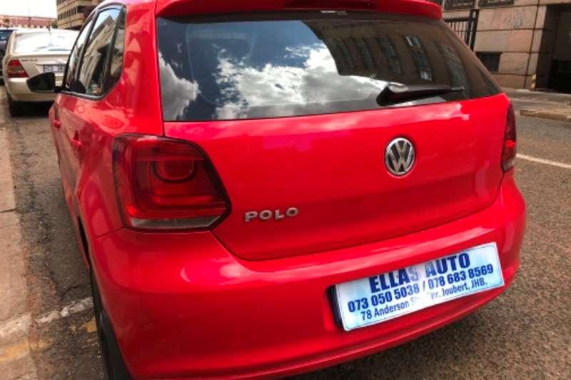 VW Polo 2013