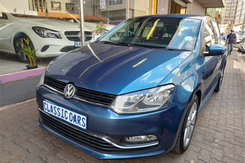 Used 2016 VW Polo