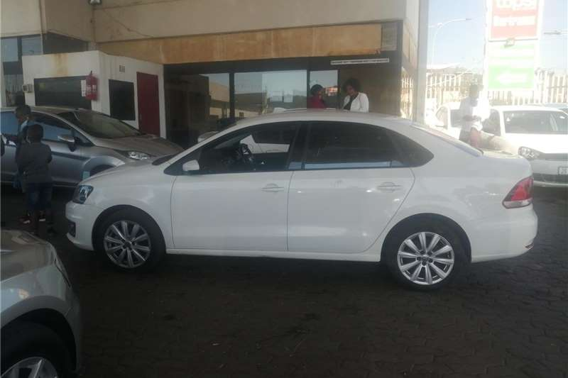 Used 2018 VW Polo