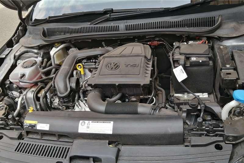 VW Polo 500C 1.4T esseesse auto 2018