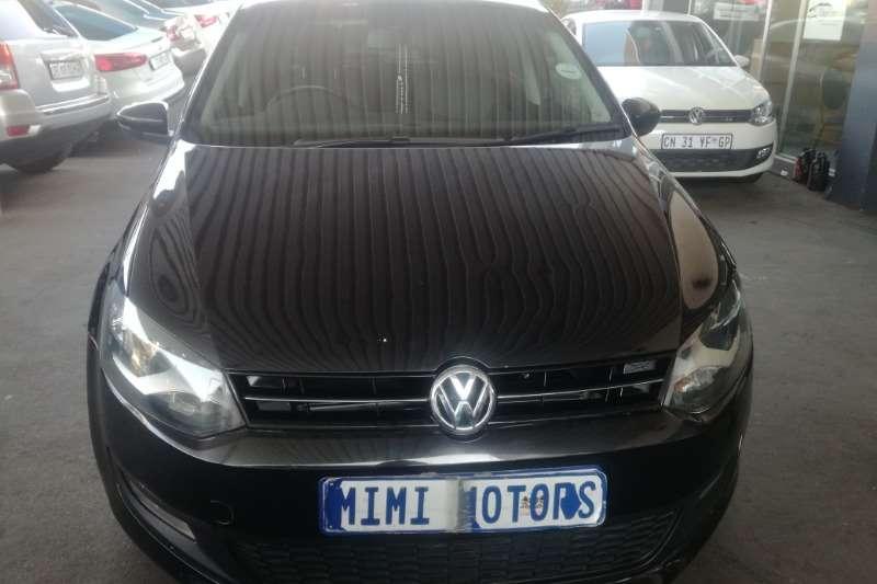 VW Polo 6 1.4 Comfortline 2013