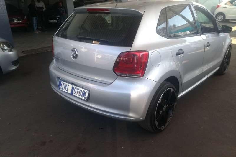 VW Polo 6 1.4 comfortline 2015
