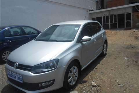 VW Polo 6 1.4 Hatchback Comfortline 2012