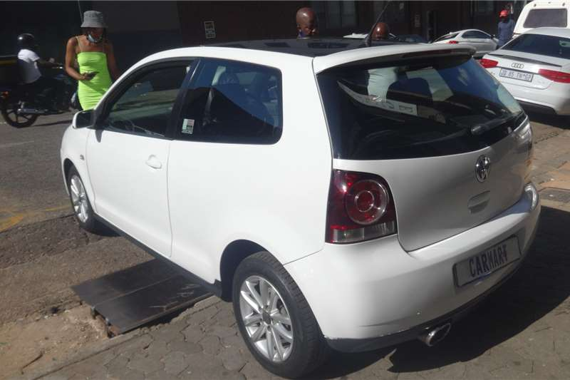 VW Polo 6 GTI 1.6 2014