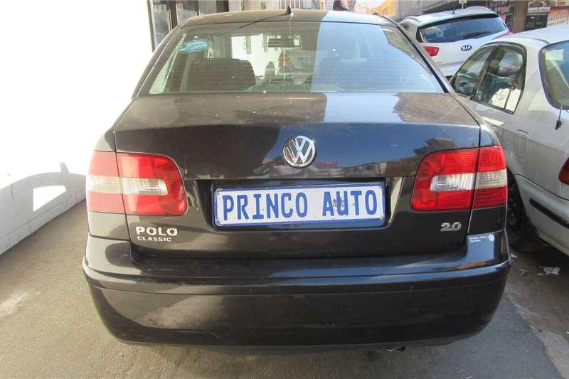 VW Polo Classic 1.2 2006